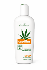 Capillus šampon s kofeinem 150ml