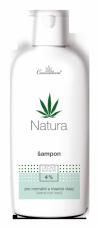 Natura šampon pro normální a mastné vlasy 200ml